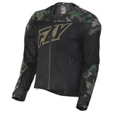 Fly Street Flux Air Mesh Jacket Camo/Black