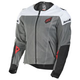 Fly Street Flux Air Mesh Jacket Black/White