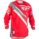 Fly Racing Evolution 2.0 Jersey Red/Grey/White
