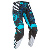 Fly Racing Girl's Youth Kinetic Pants Blue/Black