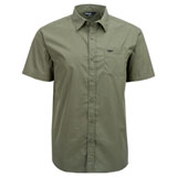 Fly Racing Short Sleeve Button Up Shirt