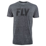 Fly Racing Logo Fade T-Shirt