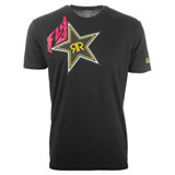 Fly Racing Rockstar T-Shirt Black