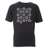 Fly Racing Youth Checkers T-Shirt
