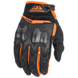 Fly Racing Patrol XC Gloves Orange/Black