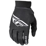 Fly Racing Pro Lite Gloves Black/White