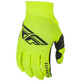 Fly Racing Pro Lite Gloves Hi-Vis/Black