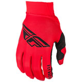 Fly Racing Pro Lite Gloves Red/Black