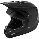 Fly Racing Elite Helmet Matte Black