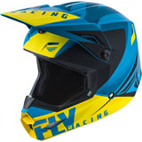 Fly Racing Elite Vigilant Helmet Blue/Black