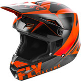 Fly Racing Elite Vigilant Helmet Orange/Black