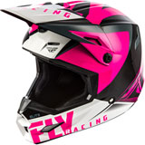 Fly Racing Elite Vigilant Helmet Pink/Black