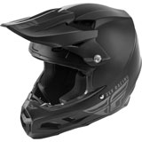Fly Racing F2 Carbon w/MIPS Helmet Matte Black