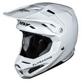 Fly Racing Formula Carbon Helmet White
