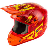 Fly Racing Youth Kinetic Shocked Helmet