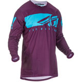 Fly Racing Kinetic Shield Jersey Port/Blue