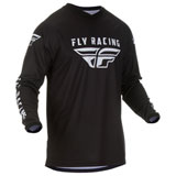 Fly Racing Universal Jersey Black