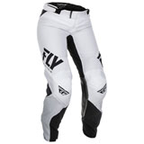 Fly Racing Women's Lite Pants 2019 White/Black