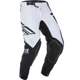 Fly Racing Evolution DST Pants 2019 Black/White