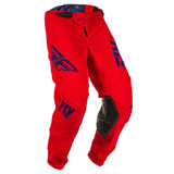 Fly Racing Kinetic Mesh Shield Pants Red/Blue