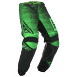 Fly Racing Kinetic Noiz Pants Neon Green/Black