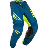 Fly Racing Kinetic Shield Pants Navy/Hi-Vis
