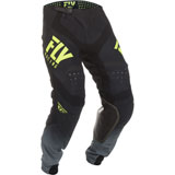 Fly Racing Lite Hydrogen Pants 2019 Black/Hi-Vis