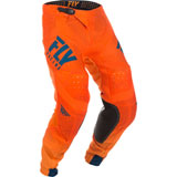 Fly Racing Lite Hydrogen Pants 2019 Orange/Navy