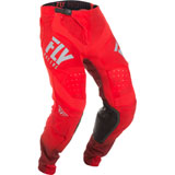 Fly Racing Lite Hydrogen Pants 2019 Red/Grey