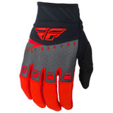 Fly Racing Youth F-16 Gloves 2019 Red/Black/Grey