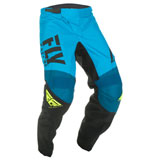 Fly Racing Youth F-16 Pants 2019 Blue/Black/Hi-Vis