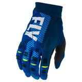 Fly Racing Evolution DST Gloves 20 Blue/White
