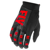 Fly Racing Evolution DST Gloves 20 Red/Black