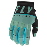 Fly Racing Kinetic K120 Gloves Sage Green/Black