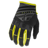 Fly Racing Kinetic K220 Gloves Black/Grey/Hi-Vis