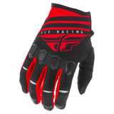 Fly Racing Kinetic K220 Gloves Red/Black/White