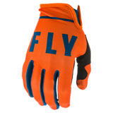 Fly Racing Lite Gloves 20 Orange/Navy