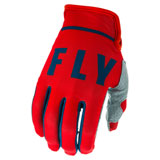 Fly Racing Lite Gloves 20 Red/Slate/Navy