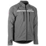 Fly Racing Patrol Jacket Grey