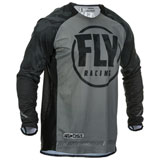 Fly Racing Evolution DST Jersey 20 Black/Grey