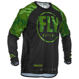 Fly Racing Evolution DST Jersey 20 Green/Black