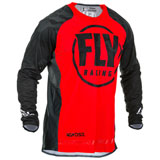 Fly Racing Evolution DST Jersey 20 Red/Black