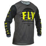 Fly Racing Kinetic K220 Jersey Black/Grey/Hi-Vis