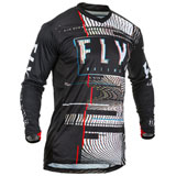 Fly Racing Lite Hydrogen Glitch Jersey