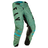 Fly Racing Kinetic K120 Pants Sage Green/Black
