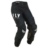 Fly Racing Women's Lite Pants 20 Black/White
