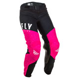 Fly Racing Women's Lite Pants 20 Neon Pink/Black