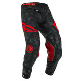 Fly Racing Evolution DST Pants 20 Red/Black