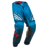 Fly Racing Kinetic K220 Pants Blue/White/Red