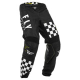 Fly Racing Kinetic Rockstar Pants 20 Black/White